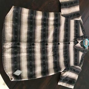 Crime blanket shirts